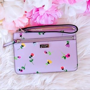 Kate Spade Shore Street Wildflower Tinnie Wristlet